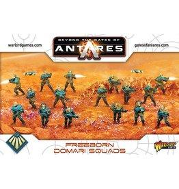 Warlord Games Domari Squads