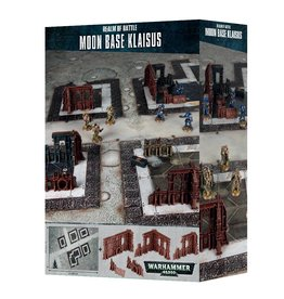 Games Workshop REALM OF BATTLE: MOON BASE KLAISUS