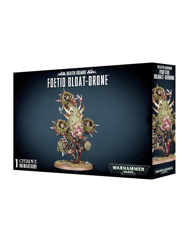 Games Workshop Death Guard Foetid Bloat-Drone