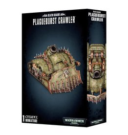 Games Workshop DEATH GUARD PLAGUEBURST CRAWLER