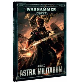 Games Workshop CODEX: ASTRA MILITARUM (HB) (ENGLISH) (8th)