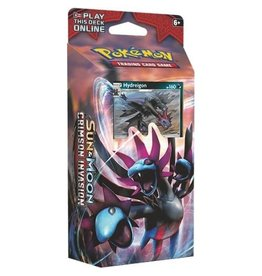 Pokemon Sun & Moon 4 Crimson Invasion Theme Deck CDU: Pokemon TCG (Hydreigon)