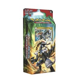 Pokemon Sun & Moon 4 Crimson Invasion Theme Deck CDU: Pokemon TCG (Kommo-o)
