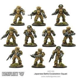 Warlord Games Battle Exoskeleton Squad