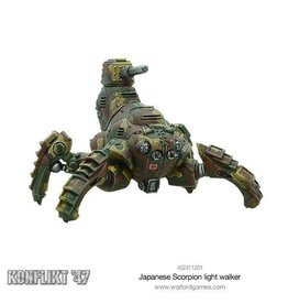 Warlord Games Japanese Scorpion light walker