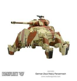 Warlord Games German Zeus Heavy Mechpanzer
