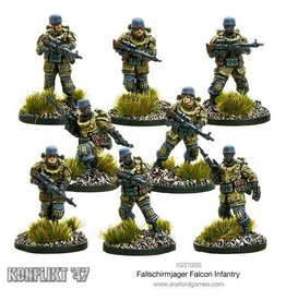 Warlord Games Fallschirmjager Falcon Infantry