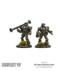 Warlord Games Heavy bazooka team