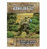 Warlord Games US Army Jackal Walker