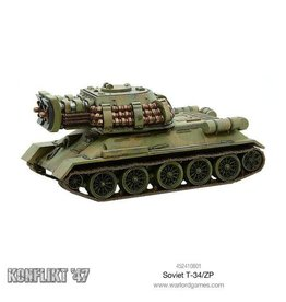 Warlord Games T34/ZP