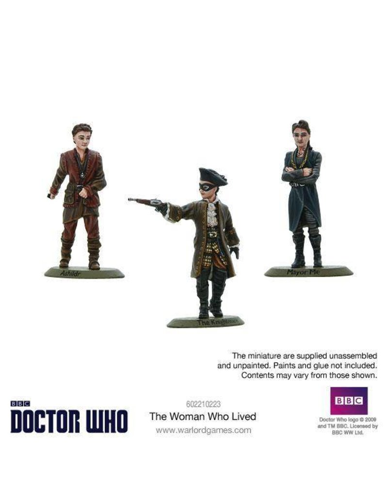 Warlord Games The Woman Who Lived