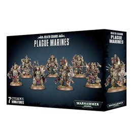 Games Workshop Plague Marines