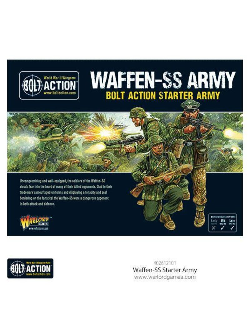 Warlord Games German Waffen SS Starter Army