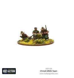Warlord Games Chindit MMG team