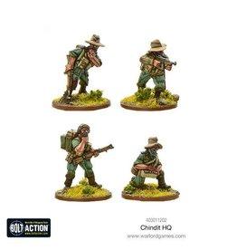 Warlord Games Chindit HQ
