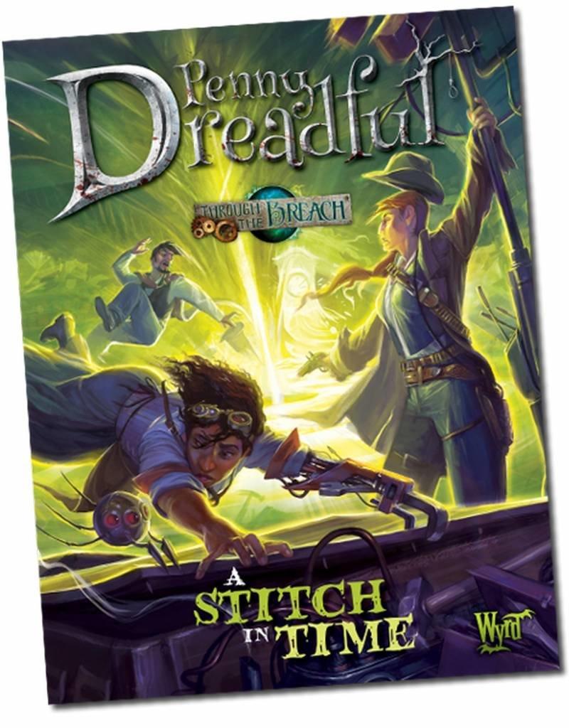 Wyrd Penny Dreadful: A Stitch in Time