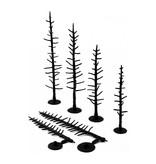 "Woodland Scenics 4""-6"" Tree Armatures"