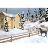 Woodland Scenics SOFT FLAKE SNOW