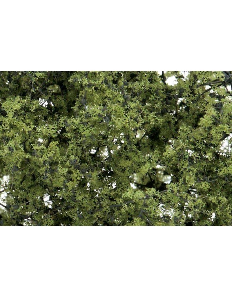 Woodland Scenics LIGHT GREEN FINE LEAF FOLIAGE