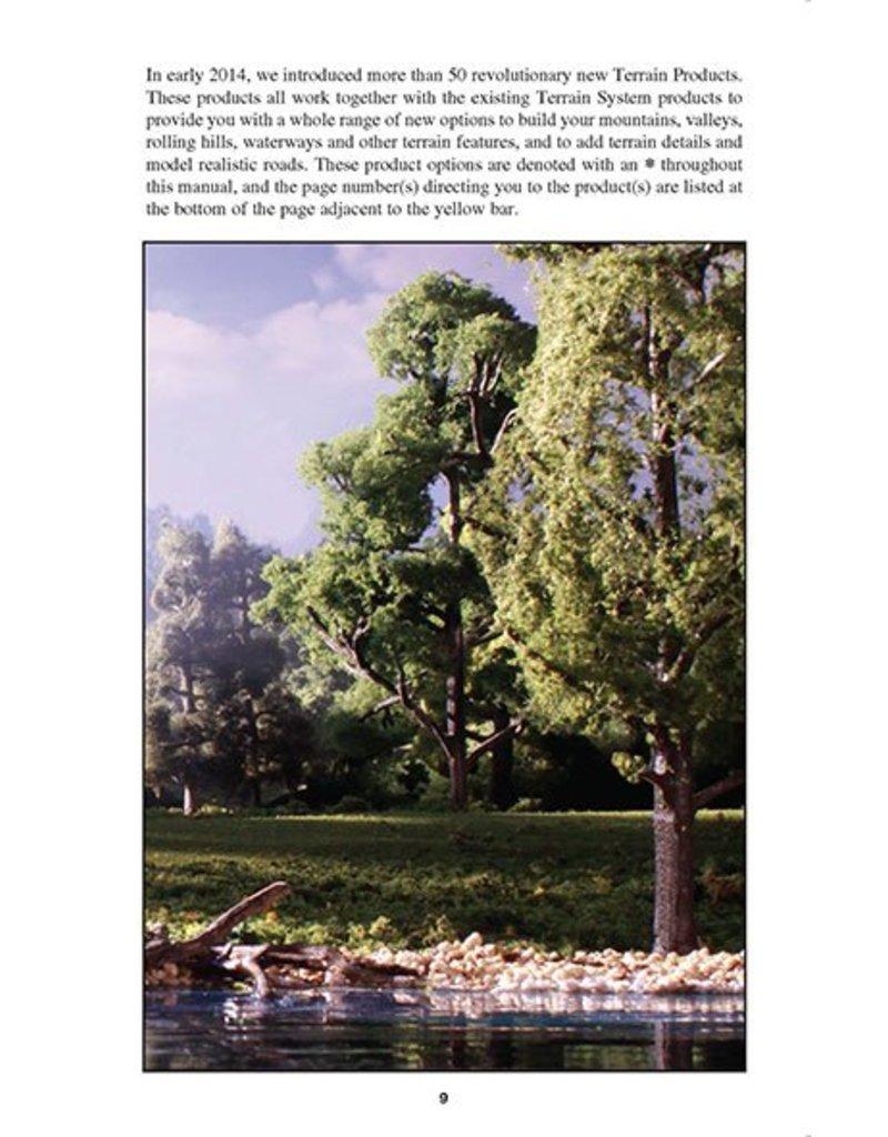 Woodland Scenics THE SCENERY MANUAL