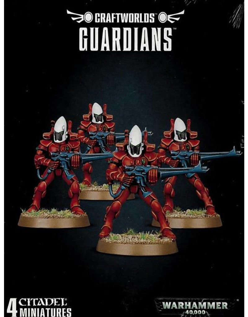 Games Workshop Push-Fit Craftworld Eldar Guardians