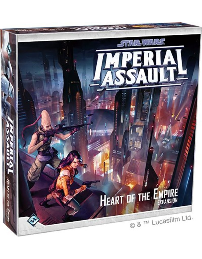 Fantasy Flight Games Heart of the Empire: Star Wars Imperial Assault Expansion