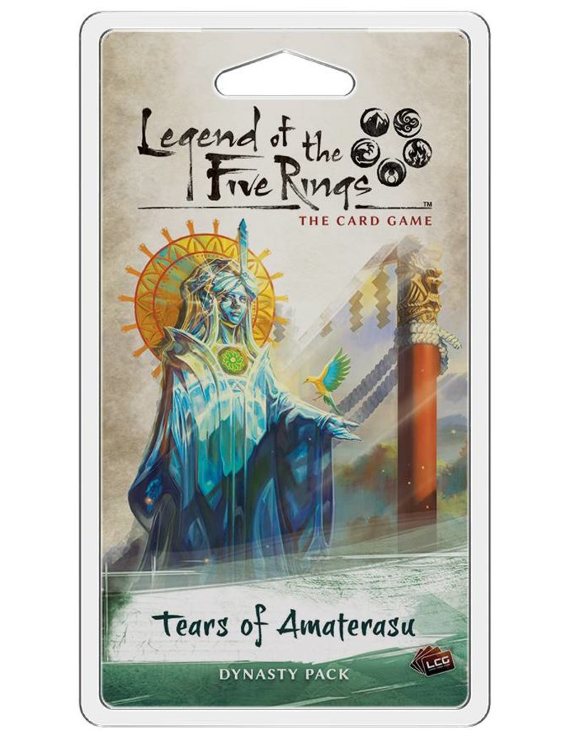 Fantasy Flight Games Legend Of The Five Rings: Tears Of Amaterasu Expansion Pack