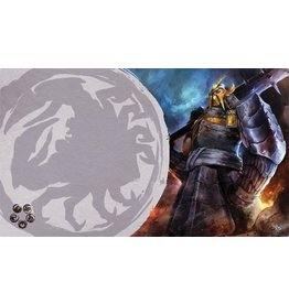 Fantasy Flight Games Defender of the Wall Playmat