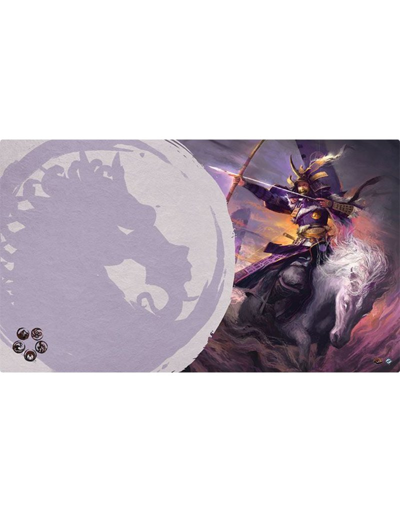 Fantasy Flight Games Legend Of The Five Rings: Mistress of the Five Winds Playmat