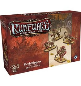 Fantasy Flight Games Flesh Rippers Expansion Pack: Runewars Miniatures Game