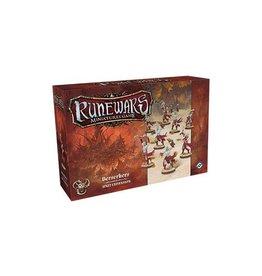 Fantasy Flight Games Berserkers Expansion Pack: Runewars Miniatures Game