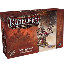 Fantasy Flight Games Kethra A'laak Expansion Pack: Runewars Miniatures Game