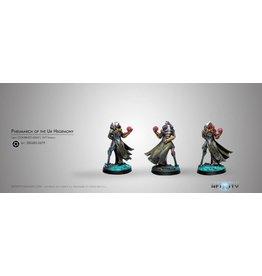 Corvus Belli Pneumarch of the Ur Hegemony (High Value Target)