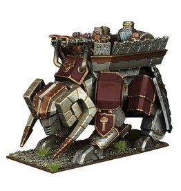 Mantic Games Dwarf Steel Behemoth