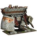 Mantic Games Dwarfs: Steel Behemoth