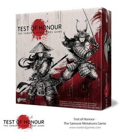 Warlord Games Test of Honour - Samurai Game