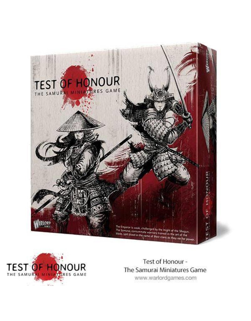 Warlord Games Test of Honour - Samurai Game Core Set