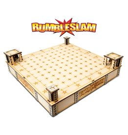 TT COMBAT RUMBLESLAM Superstar Ring
