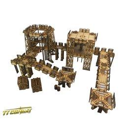 TT COMBAT Sector 1 - Industrial Complex