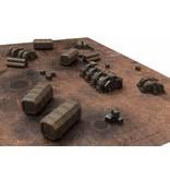 Game Mat Industrial set