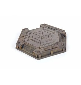 Game Mat Industrial Landing Pad