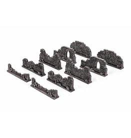 Game Mat Gothic Walls
