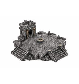Game Mat Gothic Temple