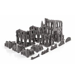 Game Mat Gothic Ruins Set