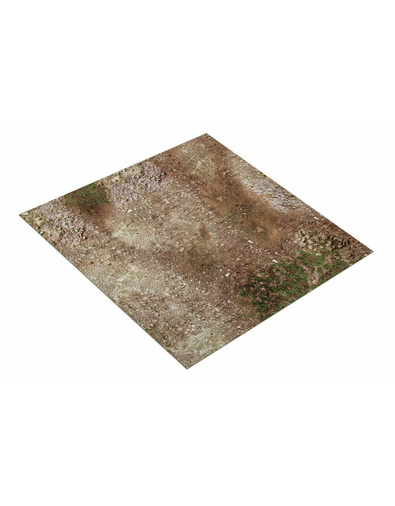 Game Mat 4'x4' G-Mat: Battleground