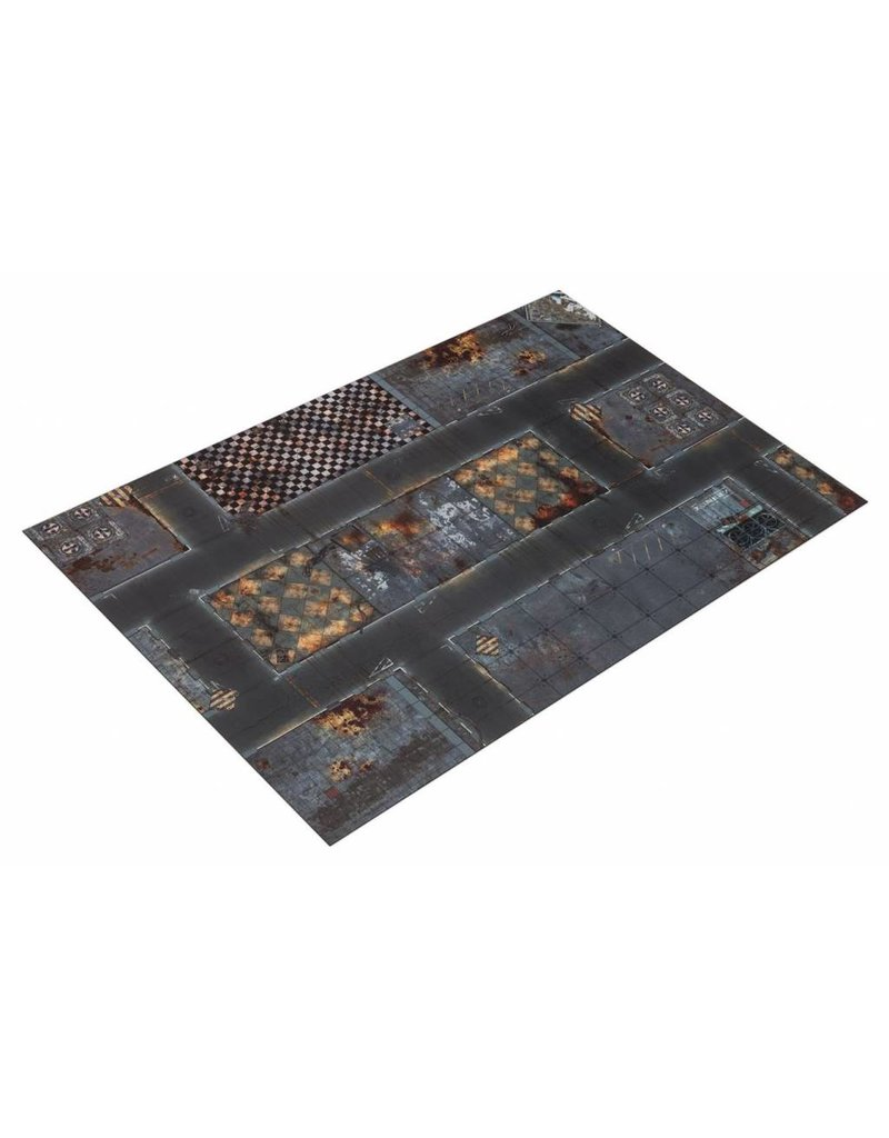 Game Mat 6'x4' G-Mat: Quarantine Zone