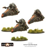 Warlord Games Isorian Pulse Bike Squad