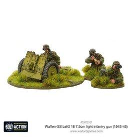 Warlord Games Waffen-SS LeIG 18 7.5cm light infantry gun