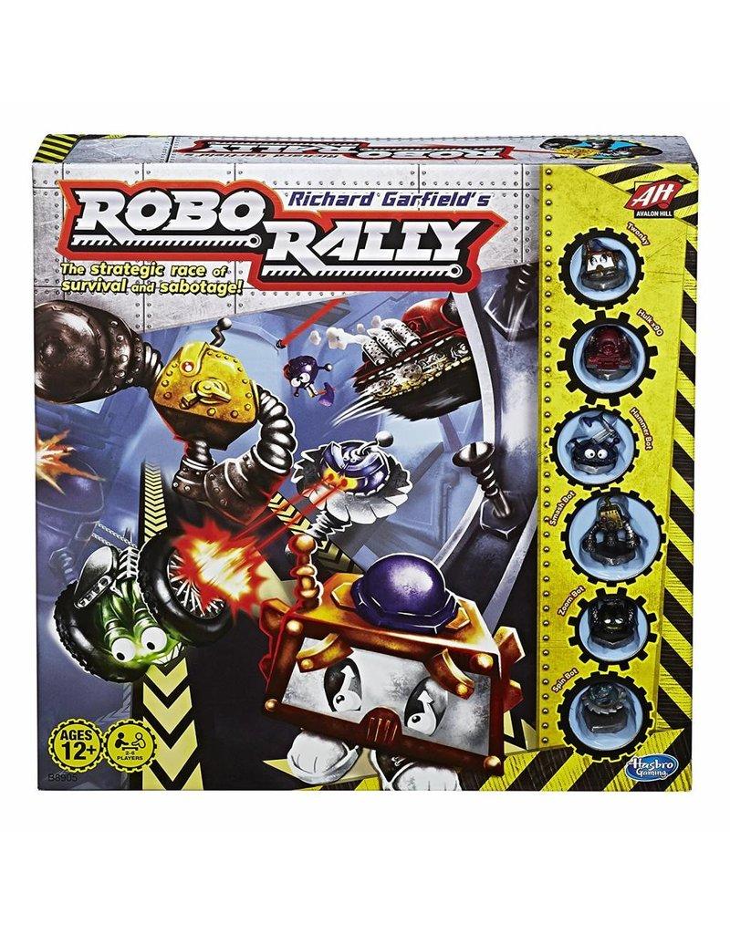 Hasbro Robo Rally Board Game (2016 Edition)