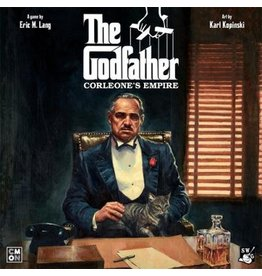 Cool Mini or Not The Godfather - The Board Game